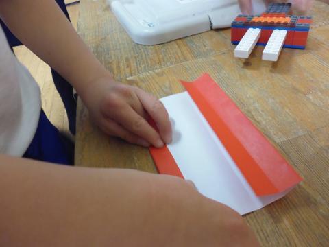 ハート 折り紙:1月の折り紙-renbi.com